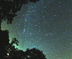 Perseid Meteor 2007