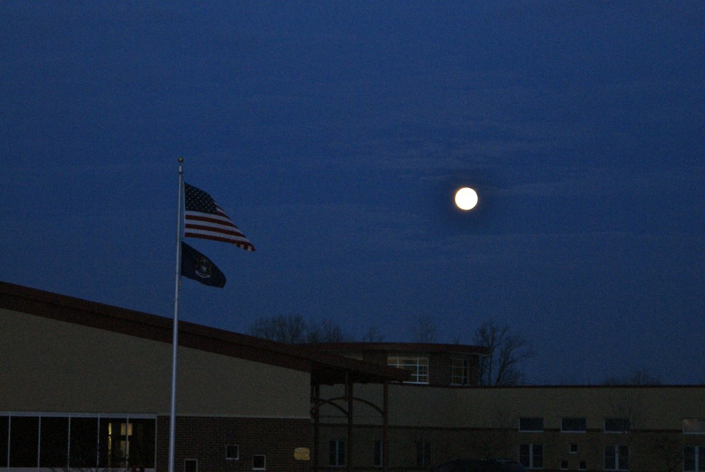 moon over ges
