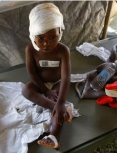 Haitian Baby