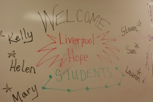 Liverpool Welcome