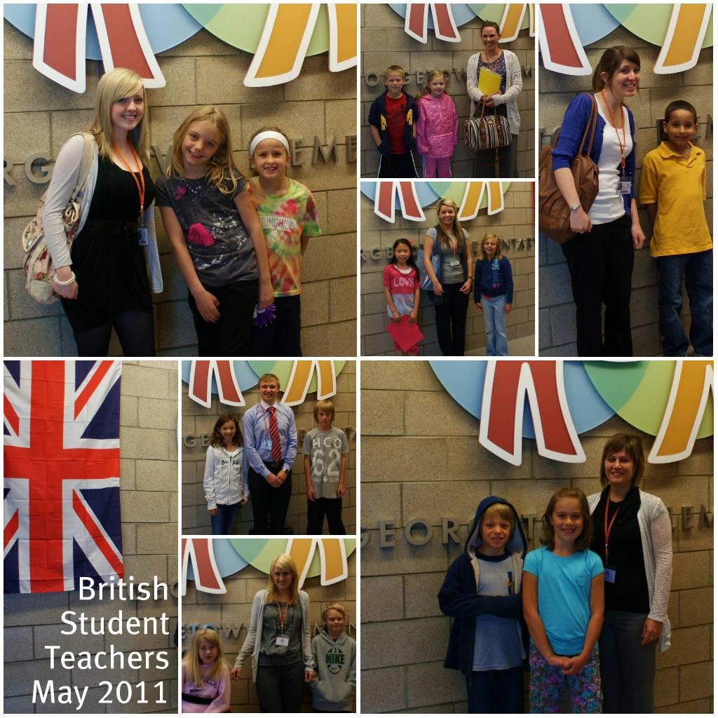 British Student Teachers