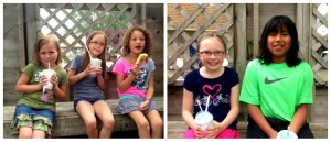 Captain Sundae's was a great way to end our day!