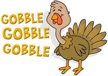 Gobble:turkey