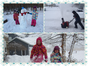 snow day fun