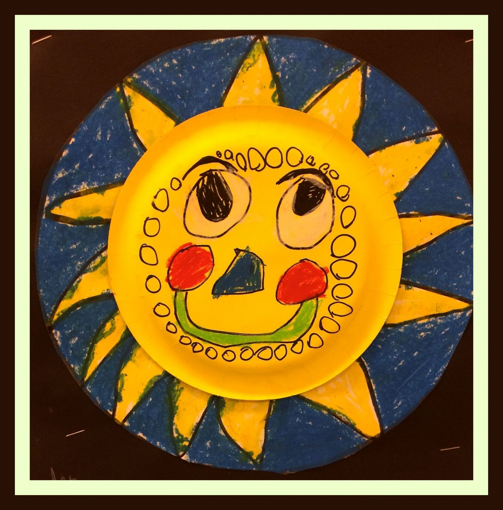 The Sun, By Kadon in Ms. Yankee's Class