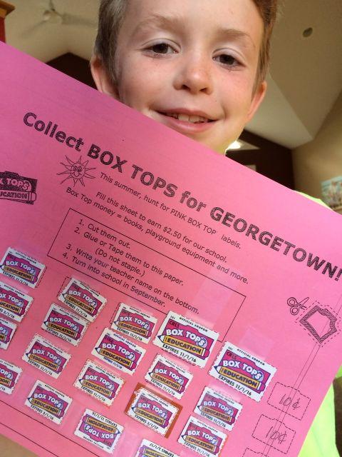 Box Top Lincoln
